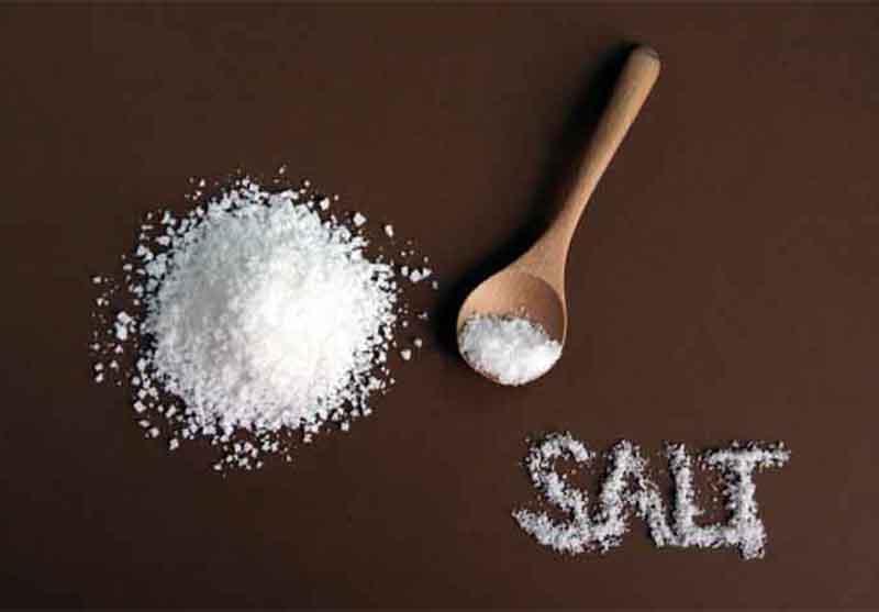 تقسیم بندی نمک ها