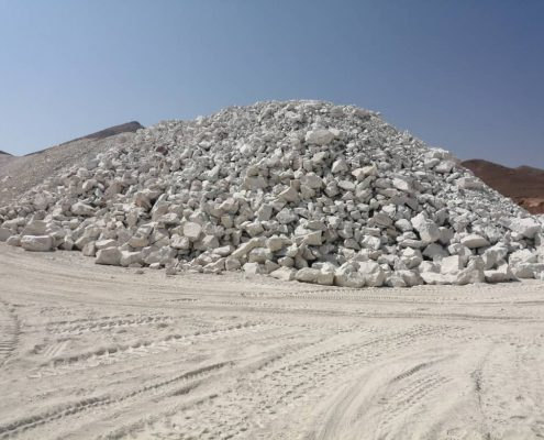 سنگ کربنات کلسیم